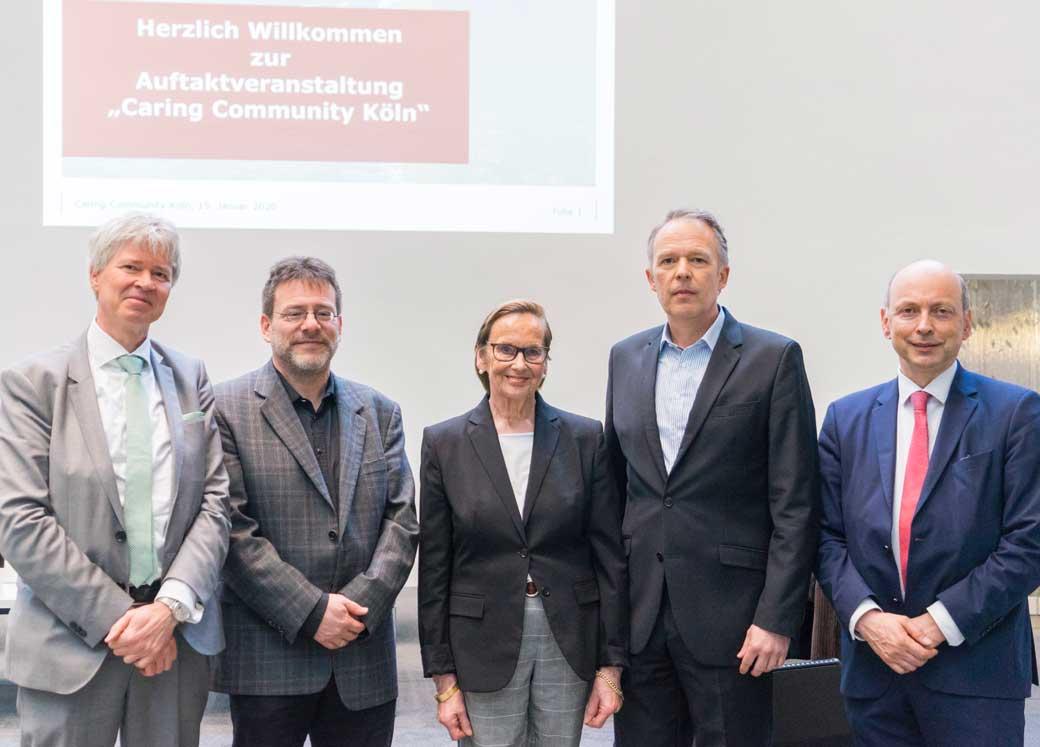 Steuerungsgruppe Caring Community Köln